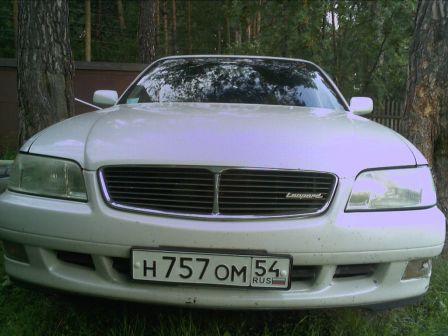 Nissan Leopard 1996 - отзыв владельца