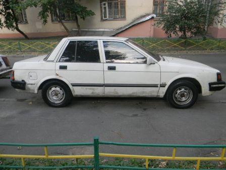 Nissan Liberta Villa 1985 - отзыв владельца