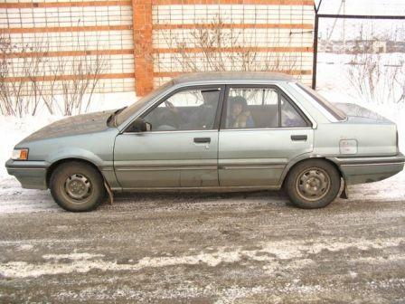 Nissan Liberta Villa 1988 - отзыв владельца
