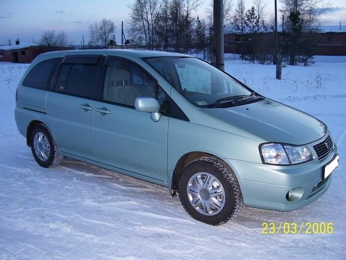 Nissan Liberty 1999, Вместо предисловия, CVT, бензин, тип ...: https://www.drom.ru/reviews/nissan/liberty/13282/