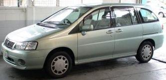 Nissan Liberty, 1998