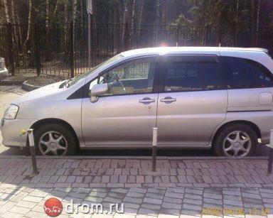 Nissan Liberty 2001 отзыв автора | Дата публикации 30.05.2008.