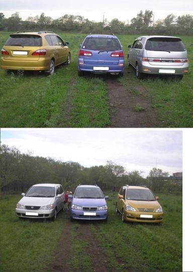 Nissan Liberty 1999 отзыв автора | Дата публикации 15.01.2009.