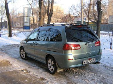 Nissan Liberty 2001 отзыв автора | Дата публикации 02.01.2010.