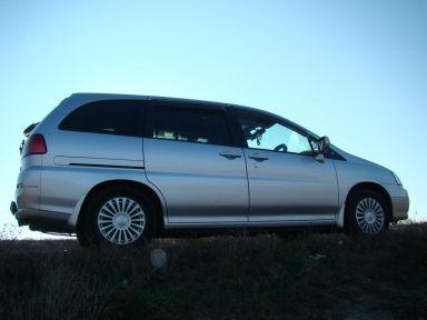 Nissan Liberty 2001 отзыв автора | Дата публикации 17.01.2012.