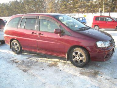 Nissan Liberty 1998 отзыв автора | Дата публикации 01.02.2012.