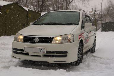 Nissan Liberty 2001 отзыв автора | Дата публикации 09.03.2012.