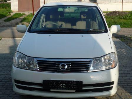 Nissan Liberty 2003 - отзыв владельца