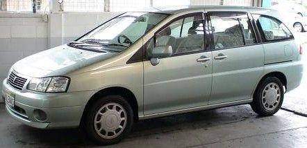 Nissan Liberty 1998 - отзыв владельца