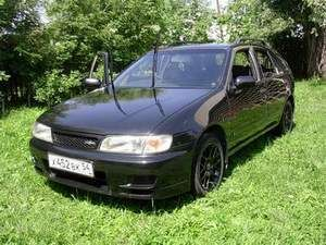 Nissan Lucino 1996 отзыв автора | Дата публикации 15.04.2006.