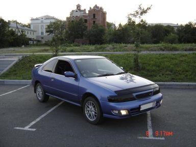 Nissan Lucino 1997 отзыв автора | Дата публикации 08.07.2006.