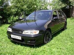 Nissan Lucino 1996 - отзыв владельца