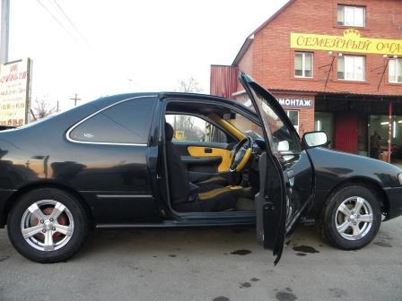 Nissan Lucino 1998 - отзыв владельца