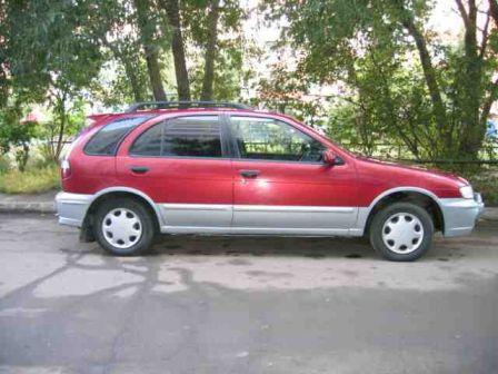 Nissan Lucino 1997 - отзыв владельца