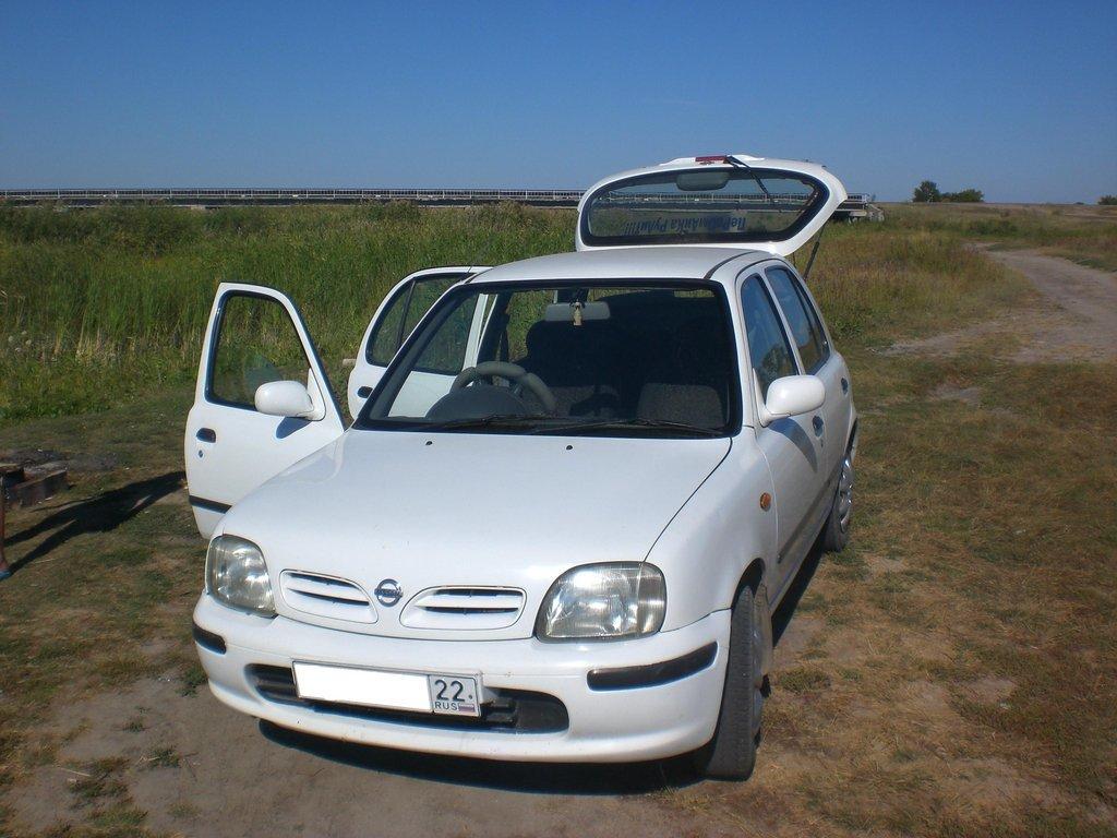 автомобиль ниссан марч отзывы 1998 фото
