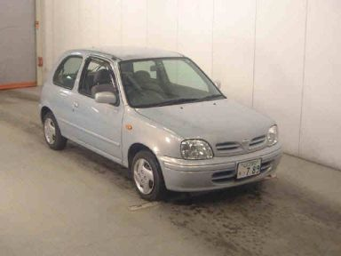 Nissan March, 2001