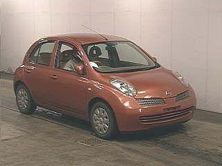 Nissan March 2002 отзыв автора | Дата публикации 31.08.2010.