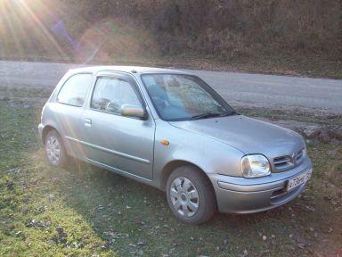 Nissan March 2001 отзыв автора | Дата публикации 01.11.2011.