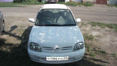 Nissan March 2001 отзыв автора | Дата публикации 05.08.2012.