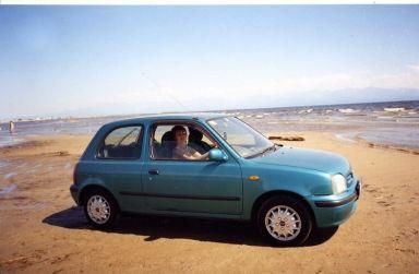 Nissan March 1999 отзыв автора | Дата публикации 30.07.2005.