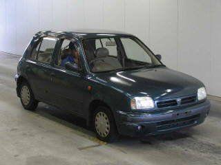 Nissan March 1993 - отзыв владельца