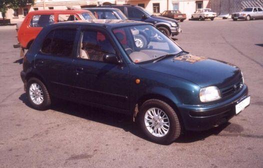 Nissan March 1995 - отзыв владельца