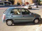 Nissan March 1999 - отзыв владельца
