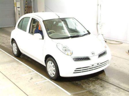 Nissan March 2008 - отзыв владельца