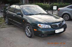 Nissan Maxima, 2000