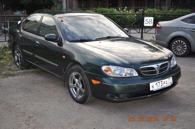 Nissan Maxima 2000 отзыв автора | Дата публикации 19.11.2010.