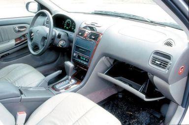 Nissan Maxima, 2003