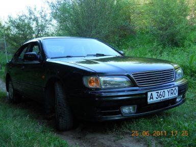 Nissan Maxima 1997 отзыв автора | Дата публикации 26.06.2011.