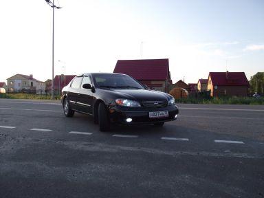 Nissan Maxima 2005 отзыв автора | Дата публикации 26.09.2011.