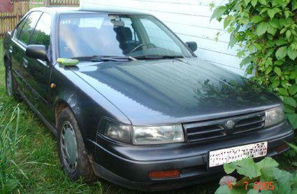 Nissan Maxima 1989 - отзыв владельца