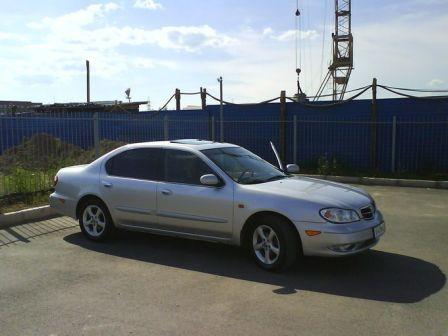 Nissan Maxima 2001 - отзыв владельца