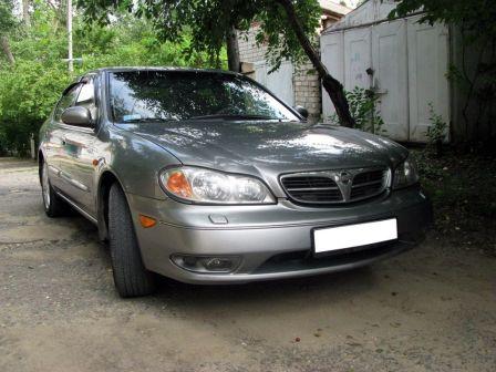 Nissan Maxima 2004 - отзыв владельца