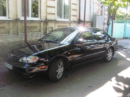 Nissan Maxima 2003 - отзыв владельца