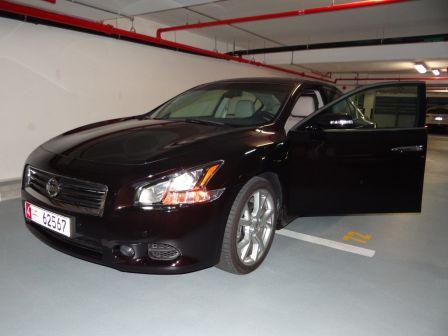 Nissan Maxima 2012 - отзыв владельца