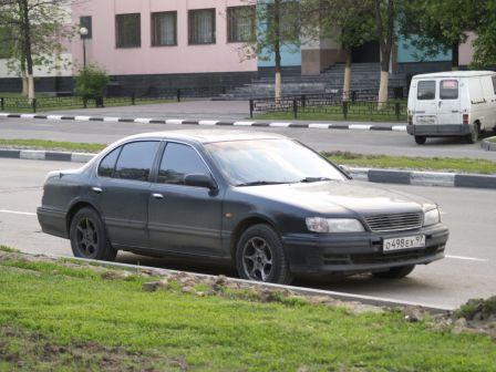 Nissan Maxima 1996 - отзыв владельца