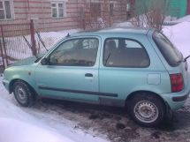 Nissan Micra 1994 отзыв владельца | Дата публикации: 15.01.2011