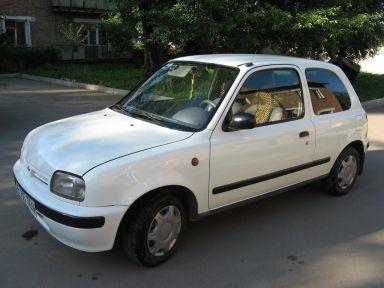 Nissan Micra, 1994