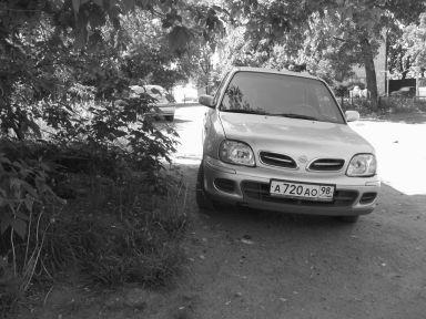 Nissan Micra, 2001