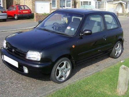 Nissan Micra 1994 - отзыв владельца
