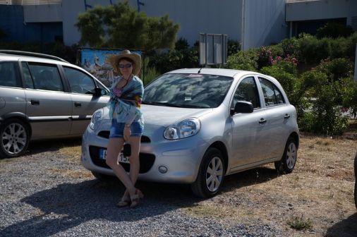 Nissan Micra 2013 - отзыв владельца