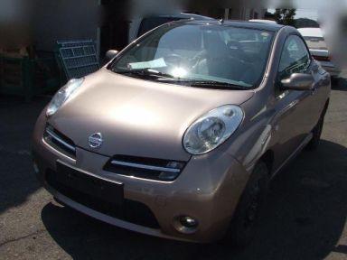 Nissan Micra C+C, 2007