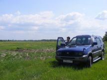 Nissan Mistral, 1997