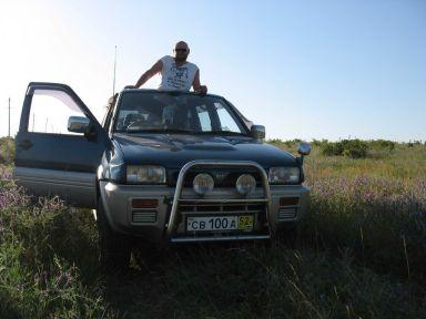 Nissan Mistral 1995 отзыв автора | Дата публикации 13.06.2010.