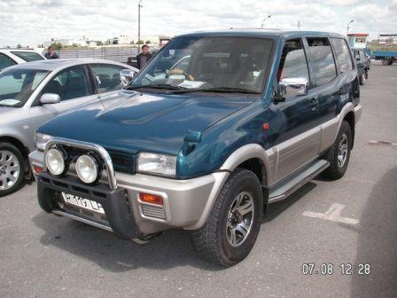 Nissan Mistral 1994 - отзыв владельца