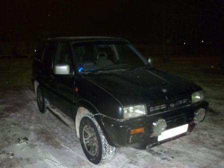 Nissan Mistral 1996 - отзыв владельца