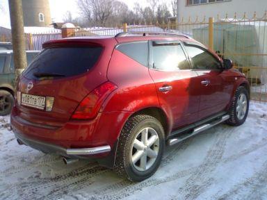Nissan Murano 2007 отзыв автора   Дата публикации 02.02.2009.